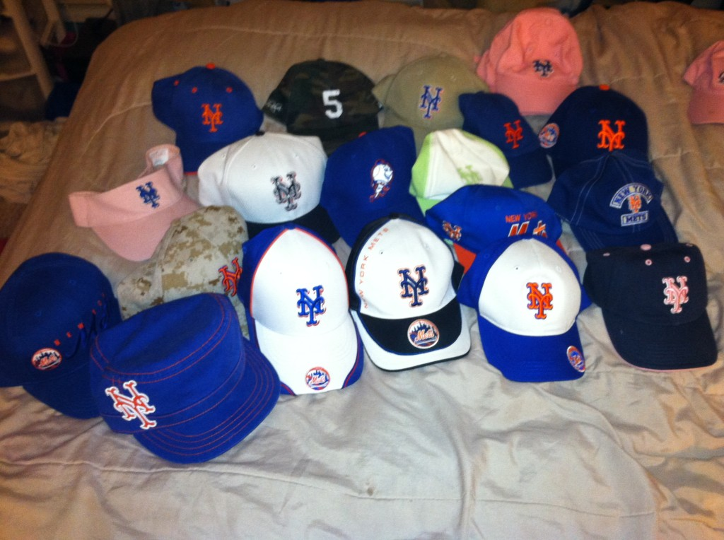 My Mets Hats