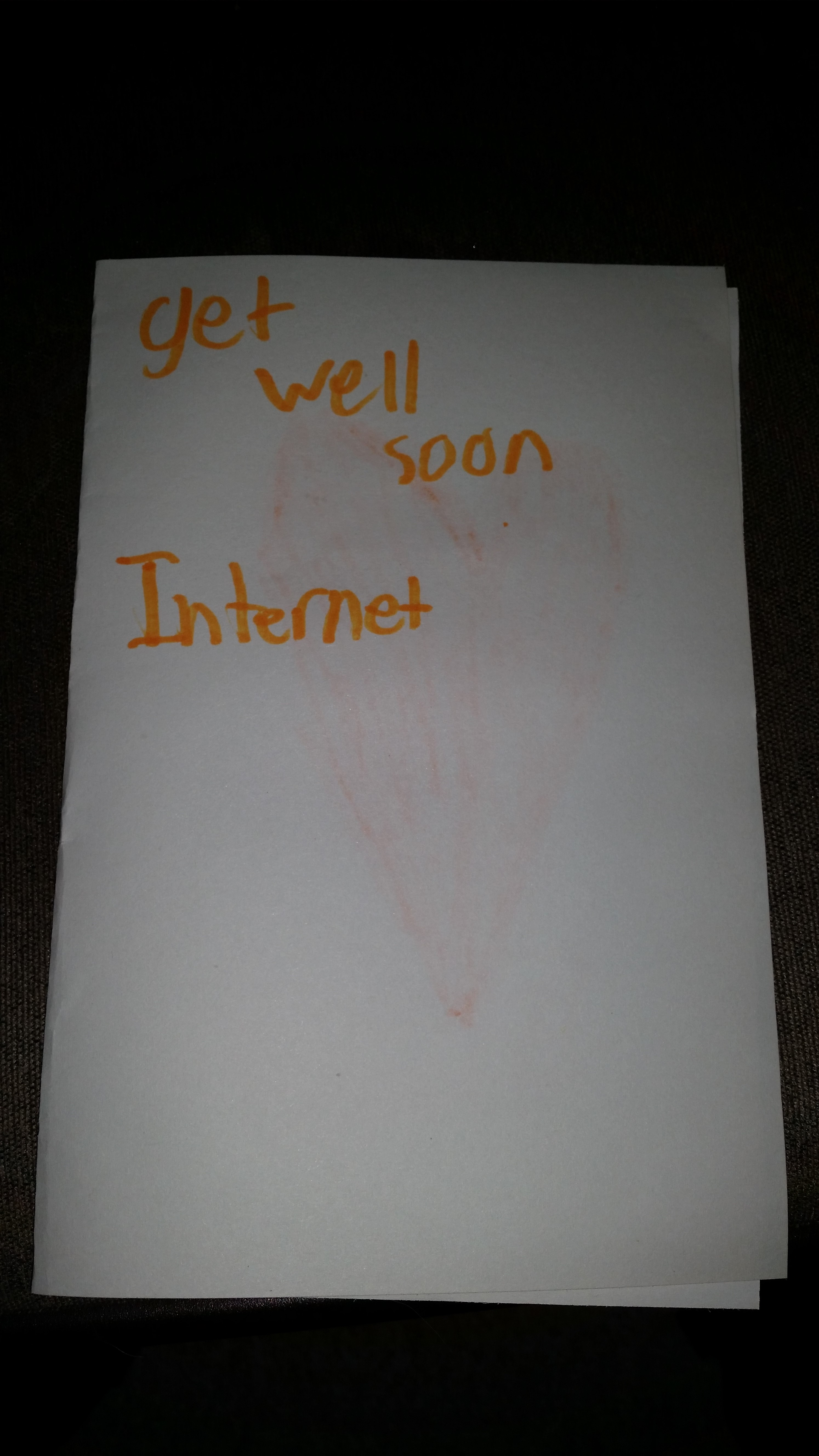 Get Well Soon  Internet