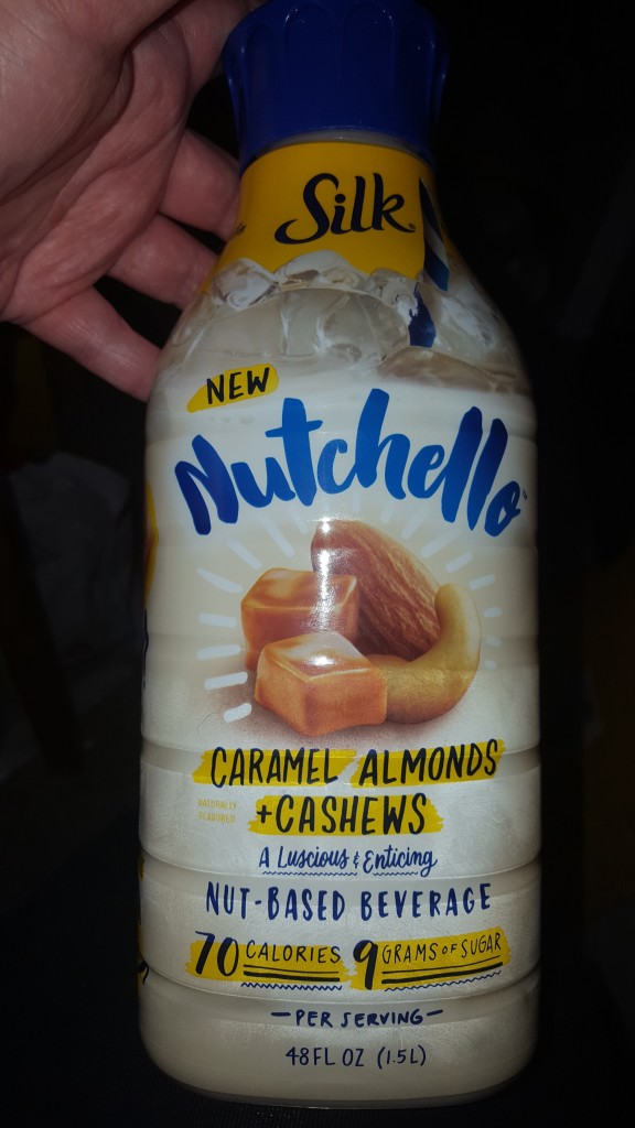 Silk Nutchello Caramel, Almonds + Cashews Review - Tina B's World