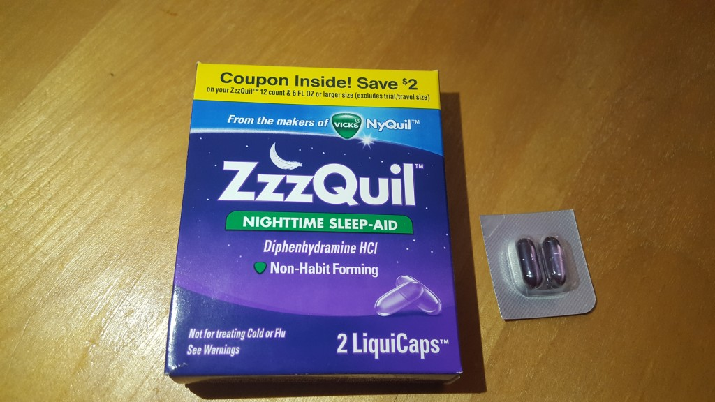 ZzzQuil Review - Tina B's World
