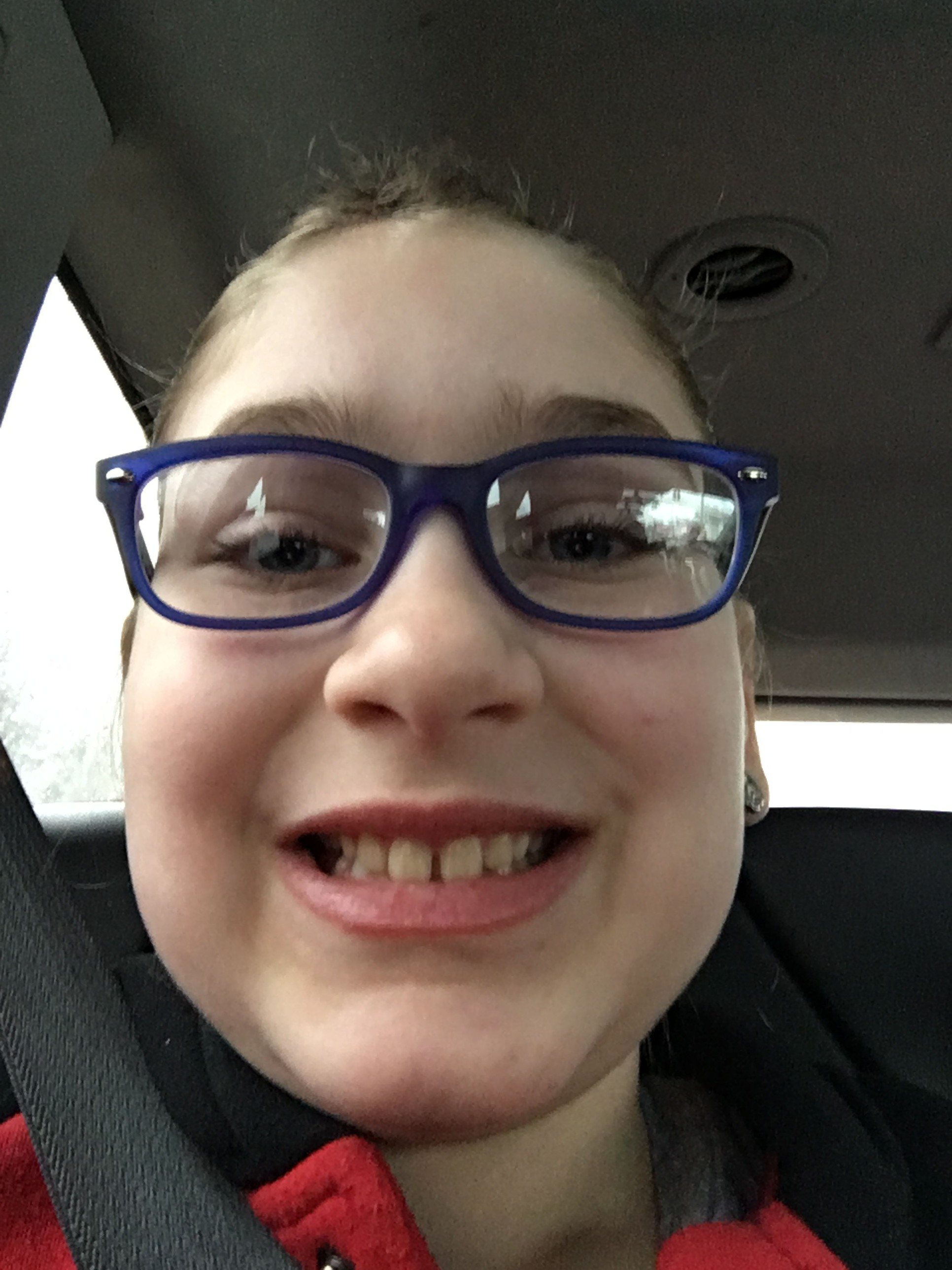 Mini Monday – Post 14 – My New Glasses