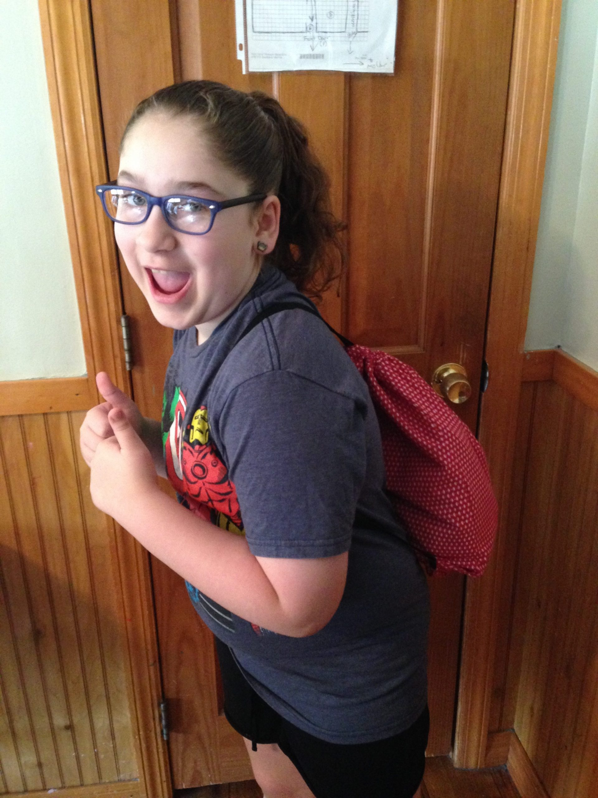 Mini Monday – Post 16 – I'm Learning to Sew!