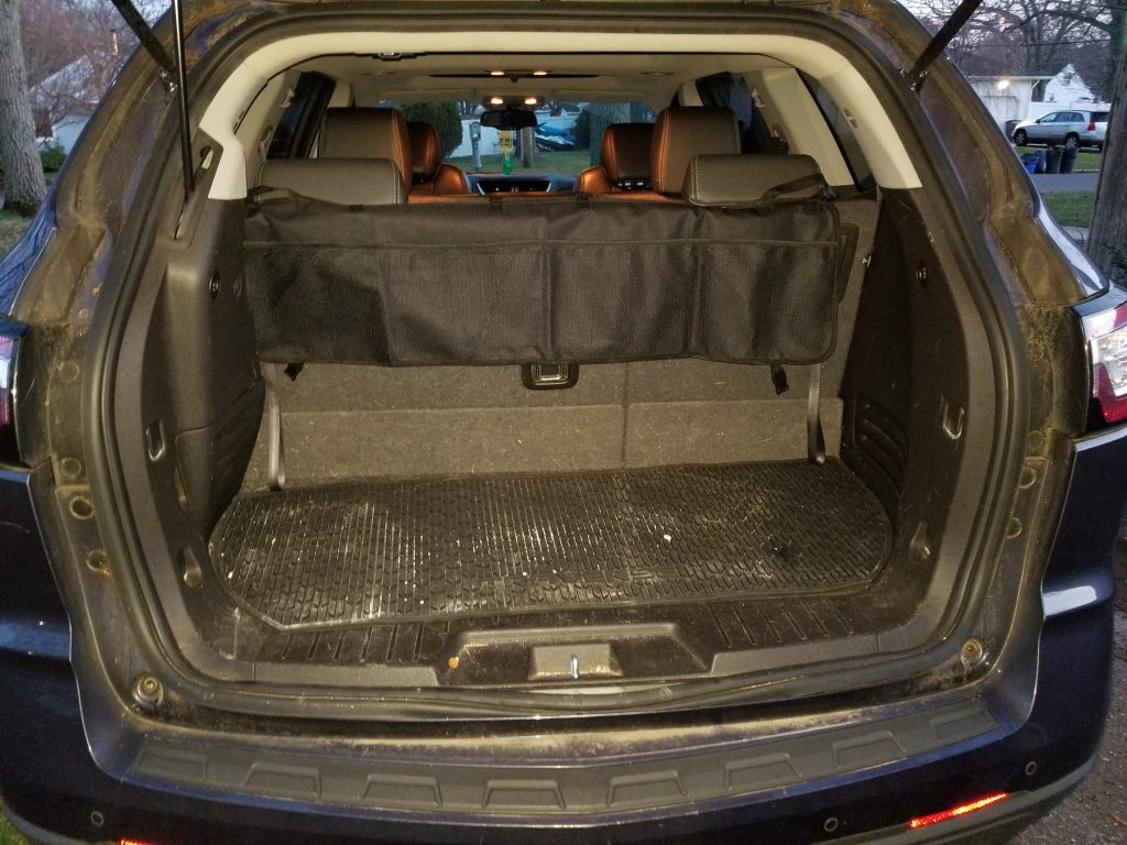 INNX Seat Back Organizer Review - Tina Bs World