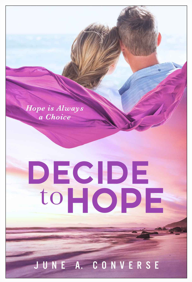 Decide to Hope Book Review - Tina Bs World