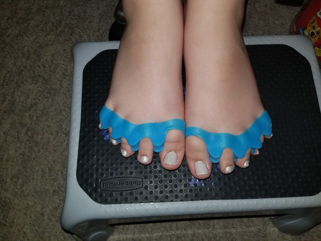 Toe Separator by Pedicura Review - Tina Bs World