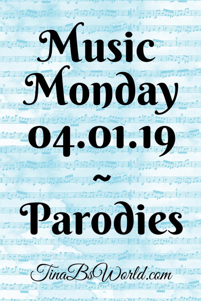Music Monday 4.1.19