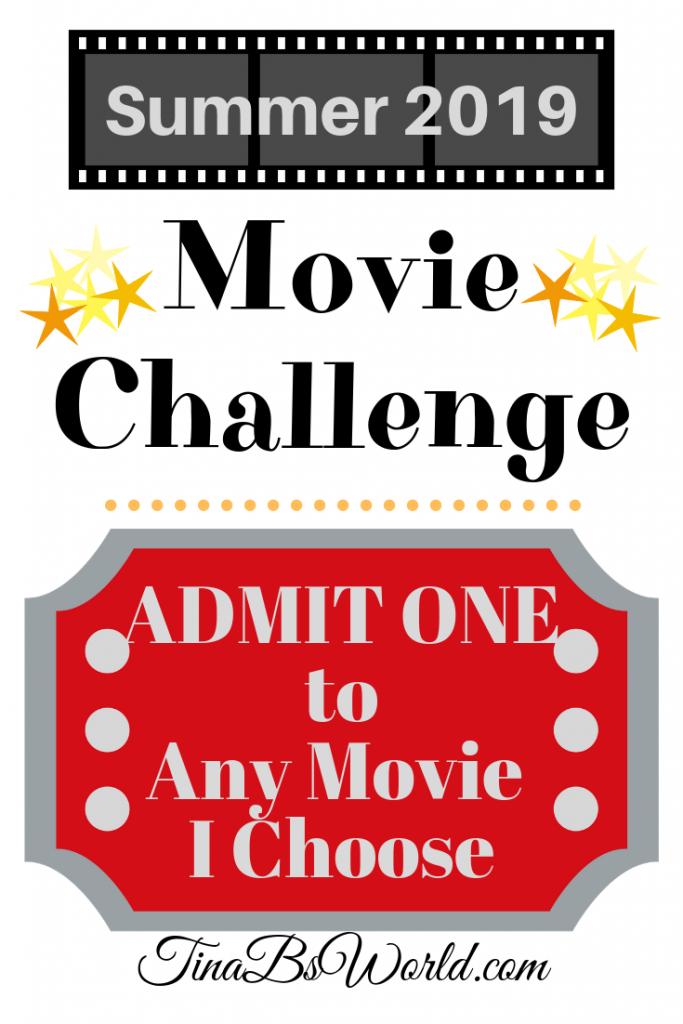 Summer Movie Challenge 2019
