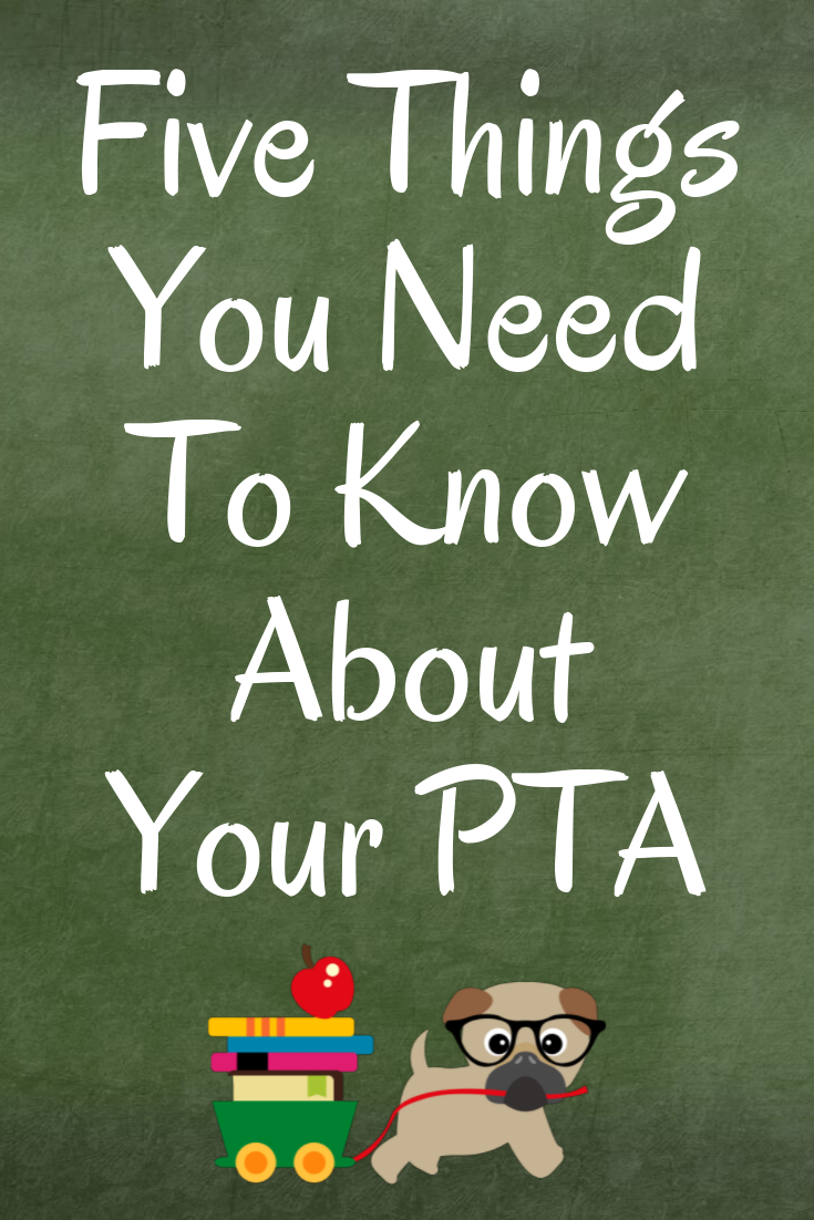 Five Things You NEED to Know About Your PTA - Tina B's World