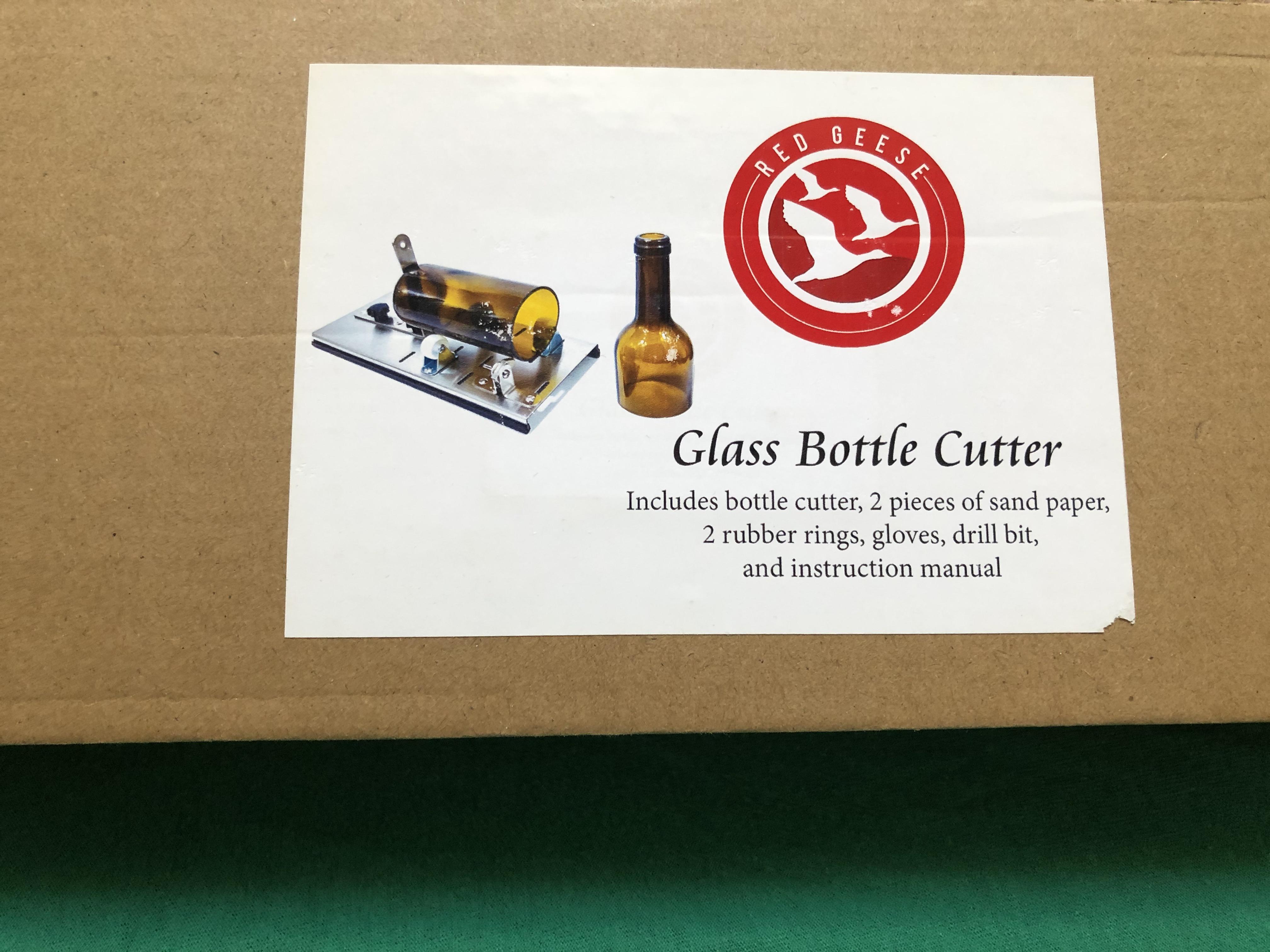 Glass Bottle Cutter Review