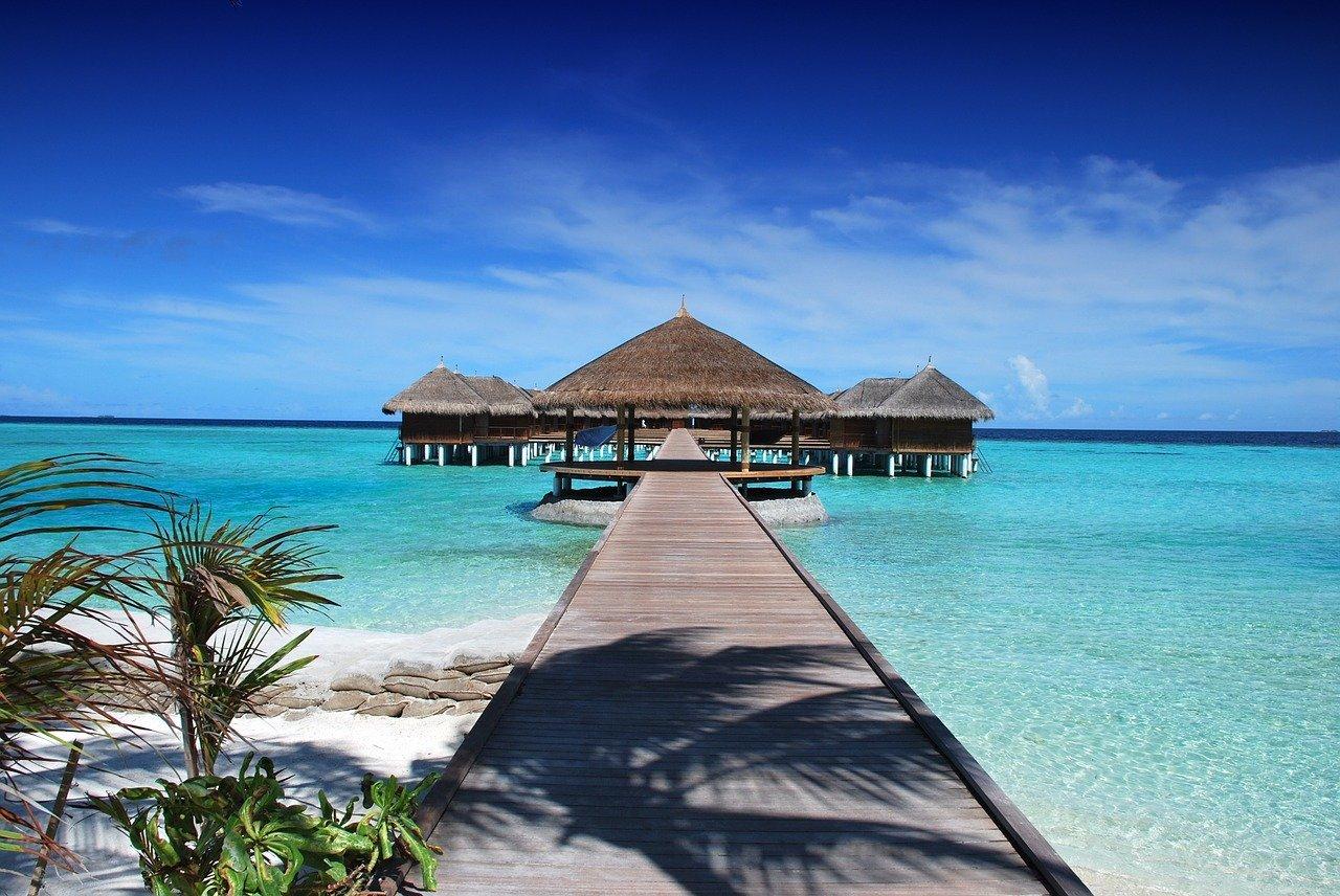 The Maldives photo